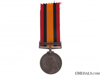A QSA to the Canadian Mounted Rifles