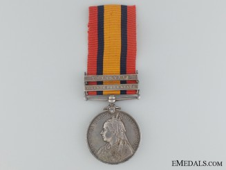 A Queen's South Africa to the 7th New Zealand Infantry