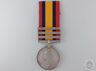 A Queen's South Africa 1900 to the Rifle Brigade