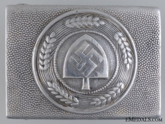 A RAD Enlisted Buckle by FLL