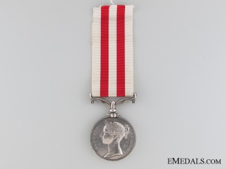 A Rare Indian Mutiny Medal to a Suddar Court Assistant