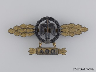 "A Rare Short Range Night Fighter Clasp by ""S & L"""