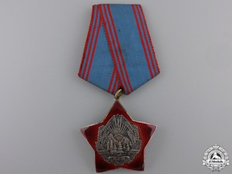A Romanian Order for the Defence of Social Order and Country