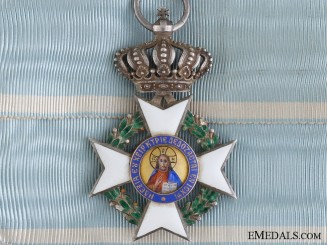 A Russian Made Greek Order of the Redeemer; 1989-1908