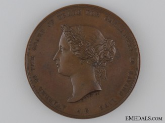 A Sea Gallantry Medal for the Wreck of the Androsa; 1897