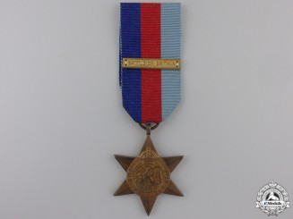 A Second War 1939-1945 Campaign Star with Clasp