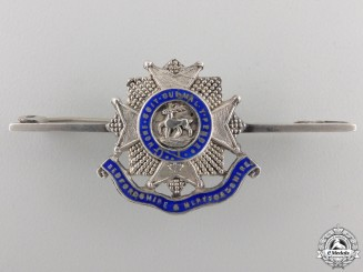 A Second War Bedfordshire & Hertfordshire Pin