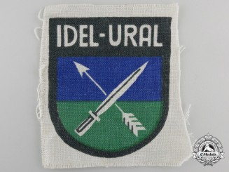 A Ural Mountains SS Units Sleeve Shield