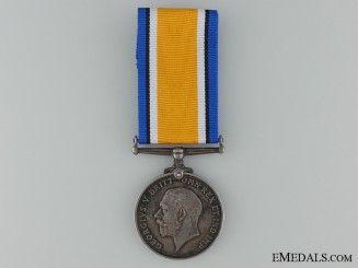 A War Medal to the Royal Canadian Navy Voluntary Reserve