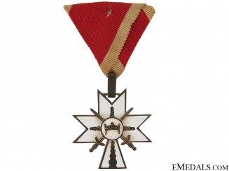 A WWII Order of King Zvonimir
