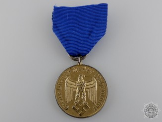 An Army Long Service Medal for Twelve Years Service