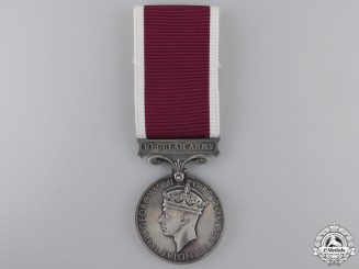 An Army Long Service & Good Conduct Medal to the Welsh Guards