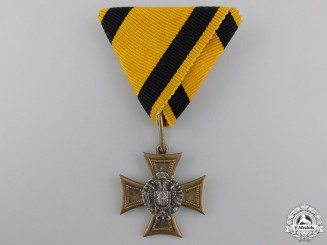 An Austrian Long Service Cross for 25 Years Service