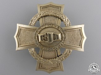 An Austrian War Cross for Civil Merit; 4th ClassAn Austrian War Cross for Civil Merit; 4th Class