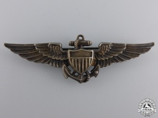 An Early 1930's American Navy Pilot's Wing