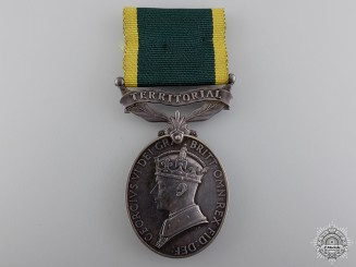 An Efficiency Medal to the Royal Electrical & Mechanical Engineers