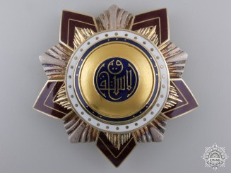 An Egyptian Order of Independence; Grand Cross Star