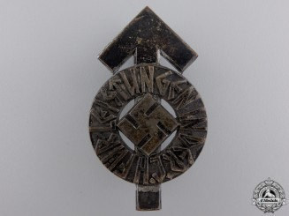 An HJ Proficiency Badge Black Grade by A.D. Schwerot