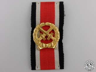 An Honour Role Clasp of the Army; 1957 Issue