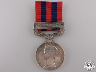 An India General Service Medal to the Burma Military Police