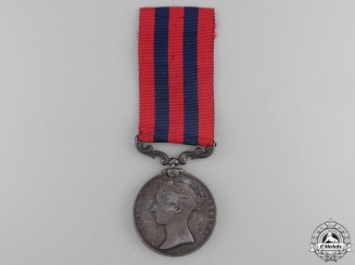 An India General Service 1854 to the 19th Native Infantry