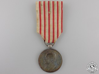 An Italian War of Independence Commemorative Medal