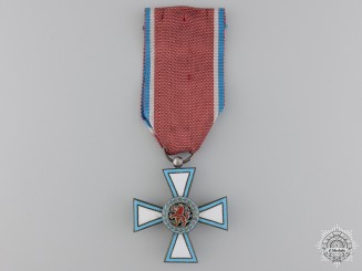 An Luxembourg Order of Merit; Knight's Badge