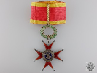 An Order of St. Gregory the Great; Commander's Cross c.1930