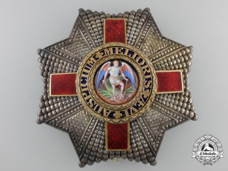 An Order of St.Michael & St.George; Knight Commanders Star