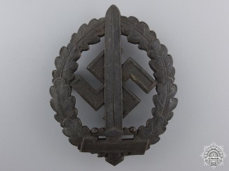 An SA Badge for the War Wounded