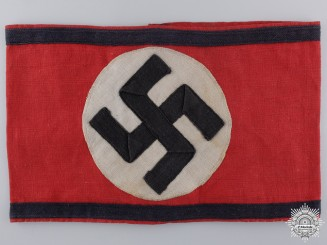 An SS Armband with RZM Tag