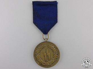 An SS Long Service Award for Four Years