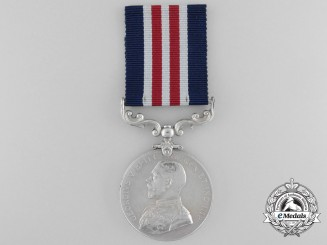 A Military Medal to the 1st/6th Gordon Highlanders; Territorial Force