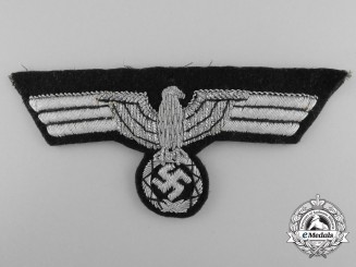 A German Army Officer's Breast Eagle