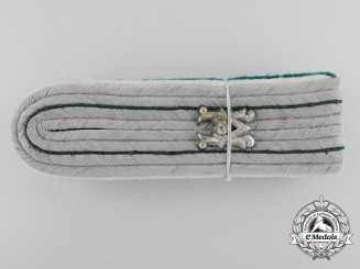 A Mint Set of Armed Forces Paymaster Official for the Duration of the War Shoulder Boards