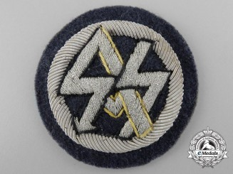 A Traditional DLV Badge for SA/SS Flying Groups