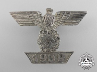 A 1st Class Clasp to the Iron Cross 1939; First Version