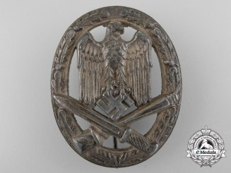 A General Assault Badge by Unknown Maker 12