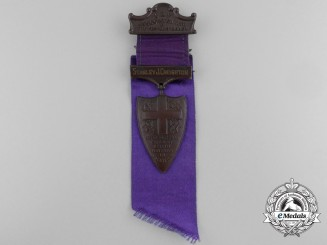 A First War International Order of Allied Mothers in Sacrifice Medal