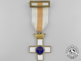 A Spanish Cross for Military Constancy for Non-Commissioned Officers
