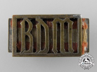 A BDM Leader Sport Badge by Ferdinand Hoffstätter