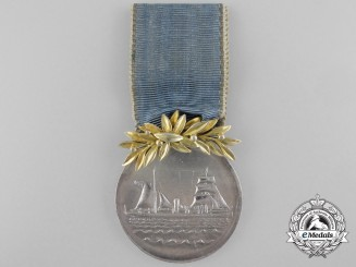 A First Class Medal for the German Atlantic Meteor Expedition 1925-27