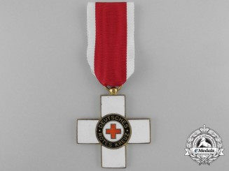 An Cross of Honour of the German Red Cross; Second Class