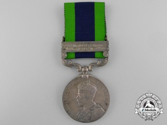 A India General Service Medal 1930-31 to the 13th Frontier Force Rifles