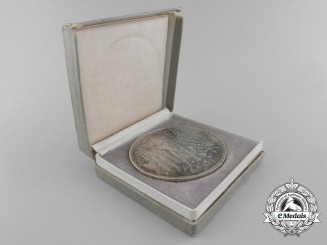 An NSDAP Lifesaving Medal in Silver with Box