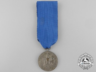 A Wehrmacht Four Year Long Service Award