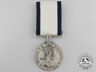 A QEII Conspicuous Gallantry Medal