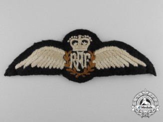 A Fine Royal Air Force (RAF) Pilot's Wing