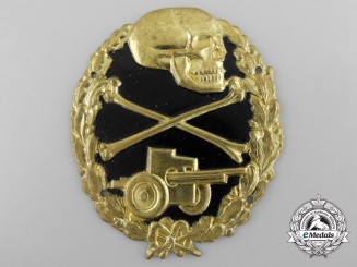 A Spanish Blue Division Anti-Tank Badge