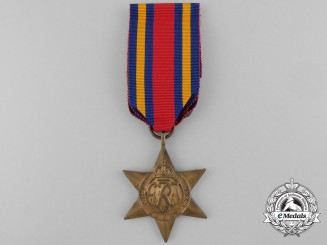 A Second  War Burma Campaign Star to the Bombay Sappers and Miners Group